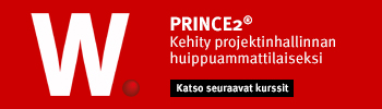 PRINCE2 - Katso seuraavat kurssit