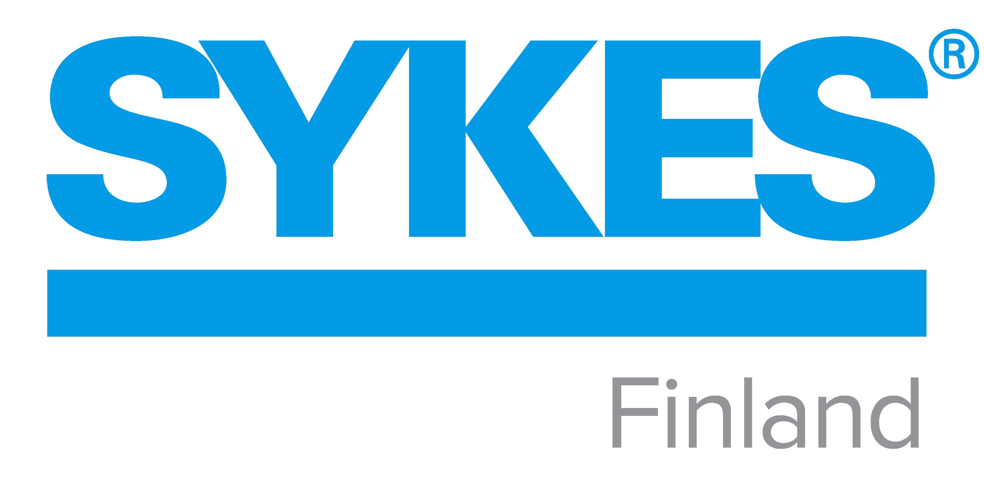 Sykes Finland Oy logo