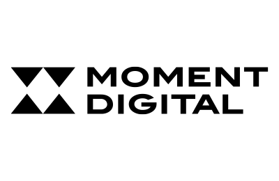 Moment Digital logo