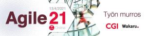 Agile21 - Työn murros