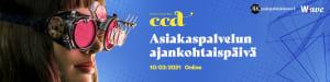 Asiakaspalvelun ajankohtaispäivä CCD 2021