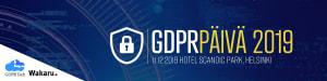 GDPR -päivä 2019