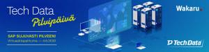 Tech Data Pilvipäivä - SAP sujuvasti pilveen!