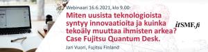 Miten uusista teknologioista syntyy innovaatioita?