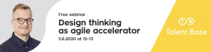 WEBINAR: Design thinking as agile accelerator
