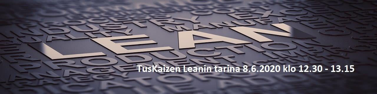 TusKaizen Leanin tarina