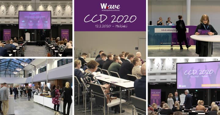 CCD 2020 kollaasi