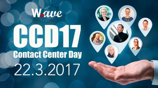CCD17 Asiakaspalvelun ajankohtaispäivä