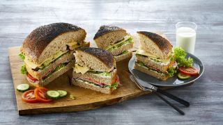 sandwichkake