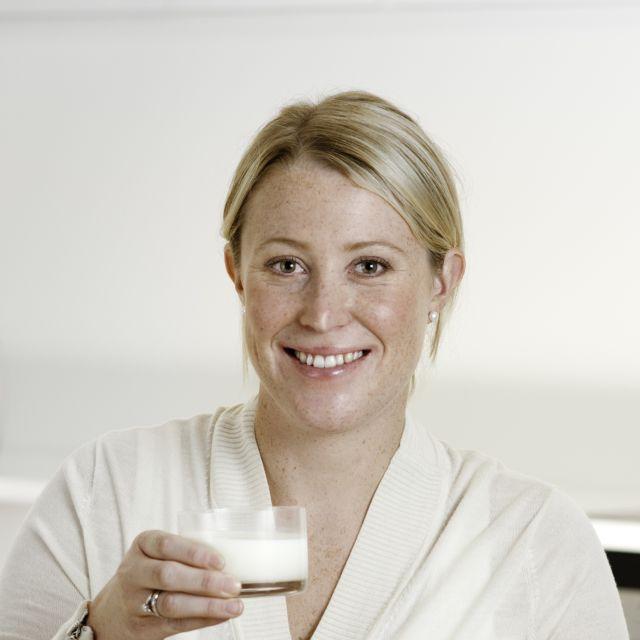 Klinisk ernæringsfysiolog Kaja Helland Kigen