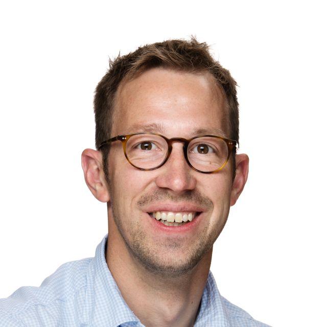 Matfaglig rådgiver Alexander Nussbaum