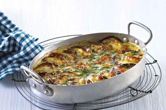 Omelett I Ovn