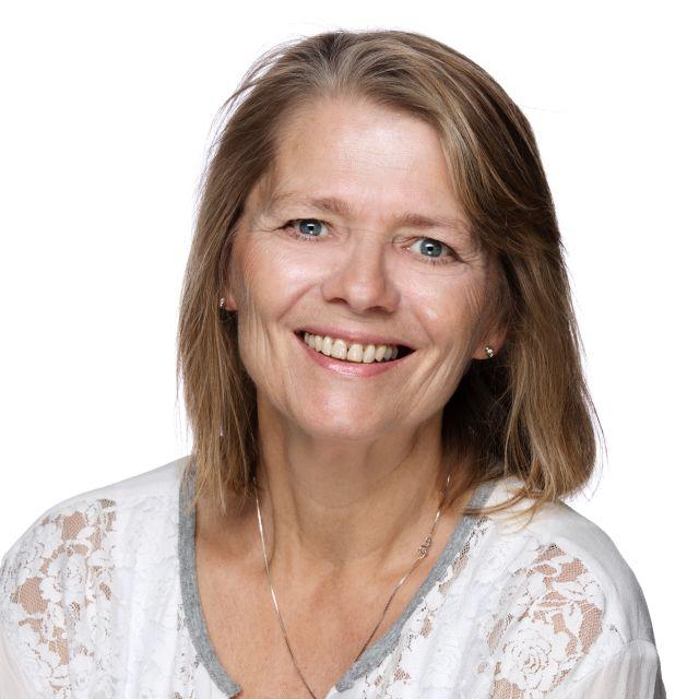 Webredaktør Kari Skarheim