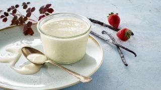 Vaniljesaus (Crème Anglaise)