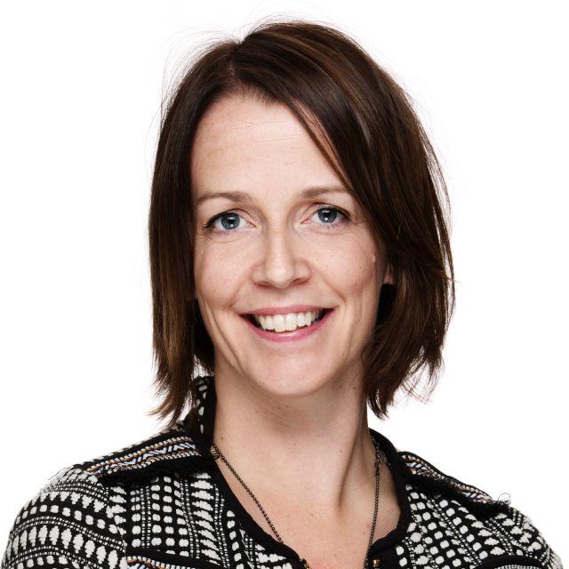 Innholdsrådgiver Linda Engelstad