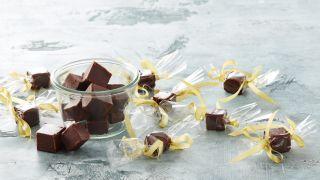 Engelsk sjokoladefudge