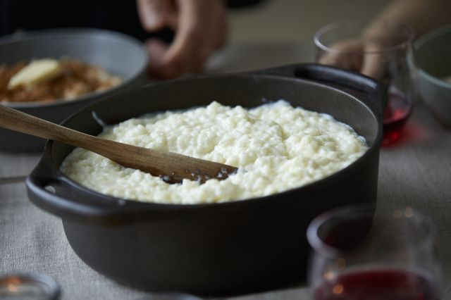 Tips til hvordan du kan bruke rester av risgrøt