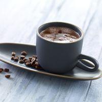 Varm sjokolade med kaffe