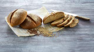 Brød med linfrø og bokhvete