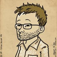 Portrait de Simon Bonaventure