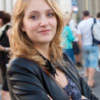 Portrait de Serena Pontoriero