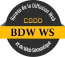 Logo de la société CGDD