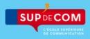 Logo d'école Sup' de Com