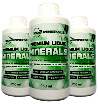 GO2 Life Liquid mineral product