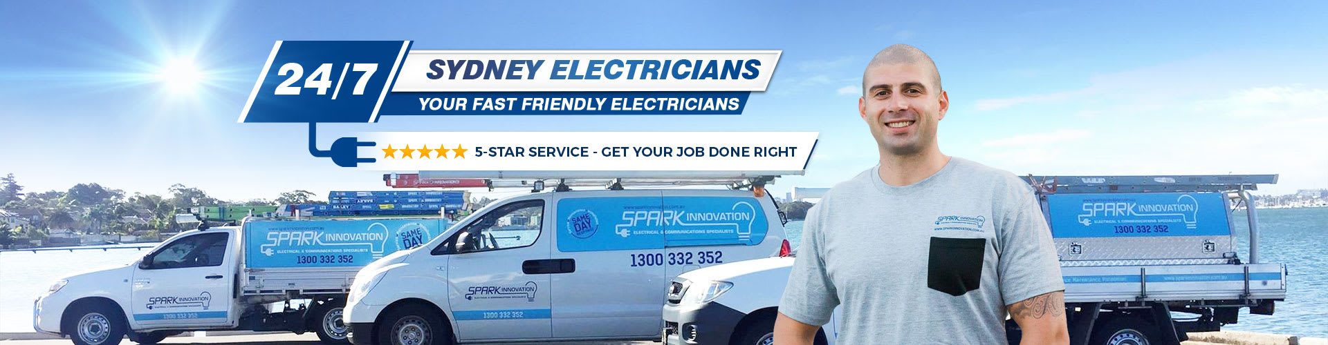 Spark Innovation Electricians