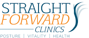 Straight forward clinics logo