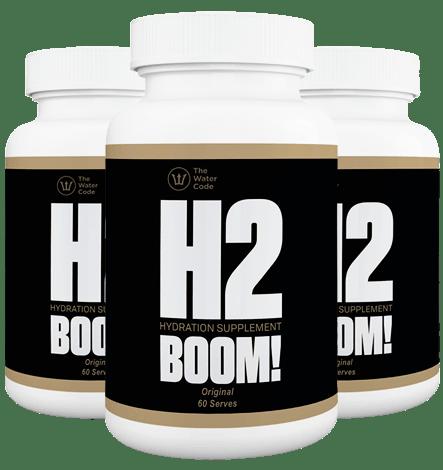H2 BOOM molecular hydrogen