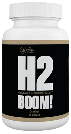 GO2 H2 BOOM Hydrogen supplement