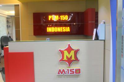 PT M-150 INDONESIA