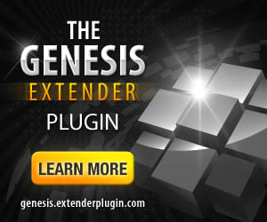 Video Tutorial: Genesis Extender WordPress plugin: using hooks and widgets to add content to your website