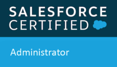Salesforce Administrator badge