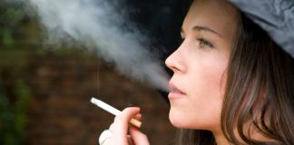 negative effects and risk that smoking has on the body