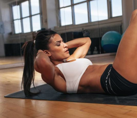 5 exercises to activate your core muscles