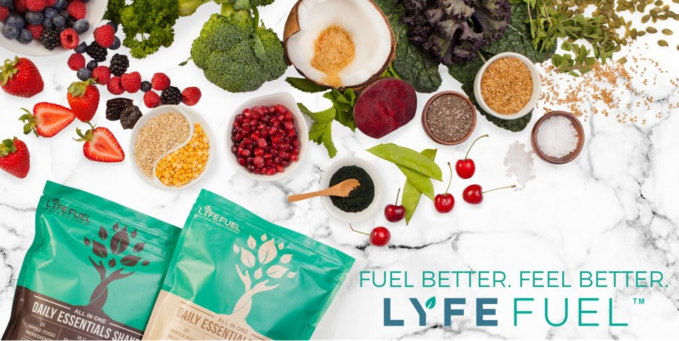 lyfe fuel meal replacement shake reviews