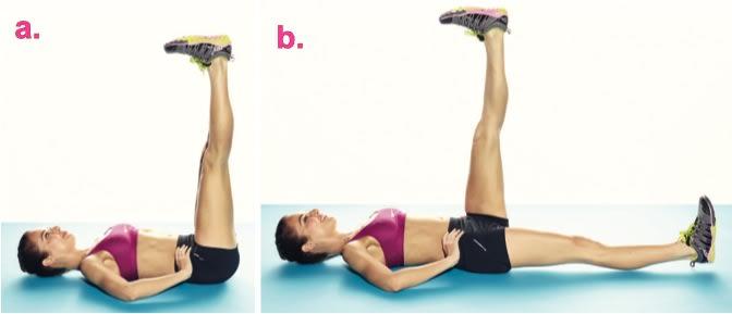 leg-lower exercises
