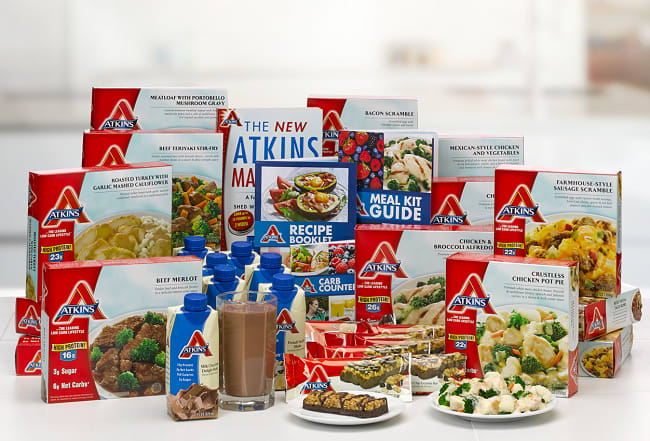atkins reviews package