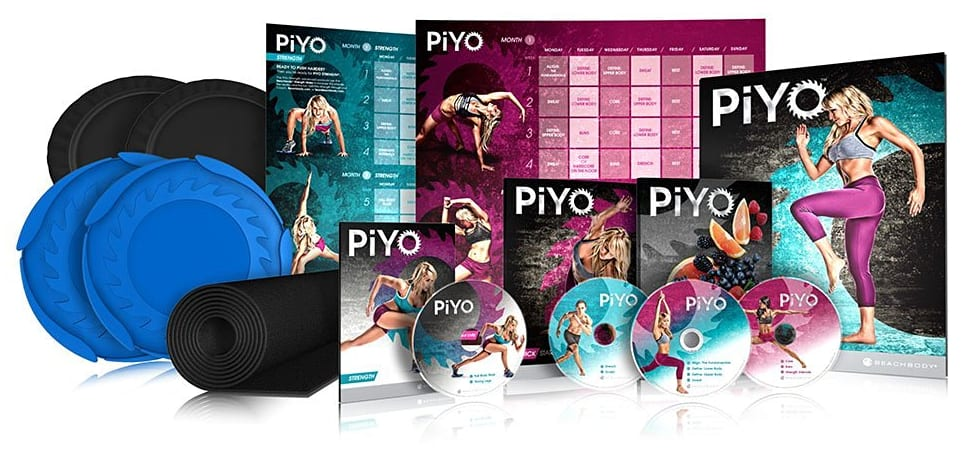 Piyo Review What's Included