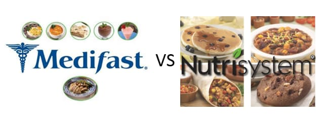 medifast-vs-nutrisystem new
