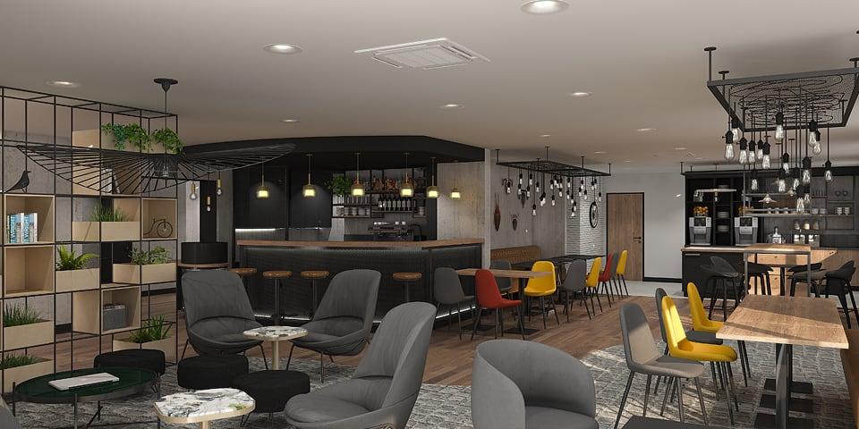 rénovation-décoration-hôtel-kyriad-laval