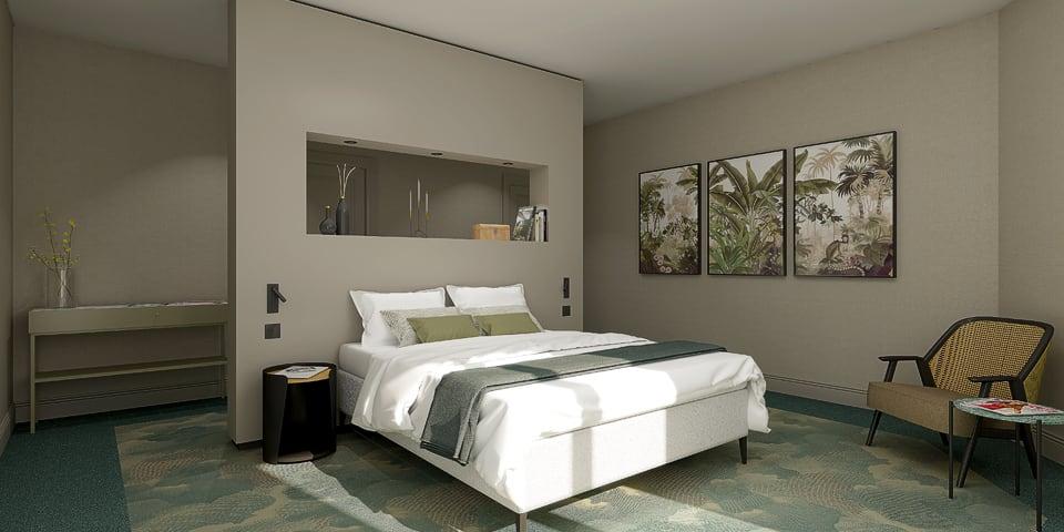 Architecte intérieur pour maison de particuliers à La Rochelle
