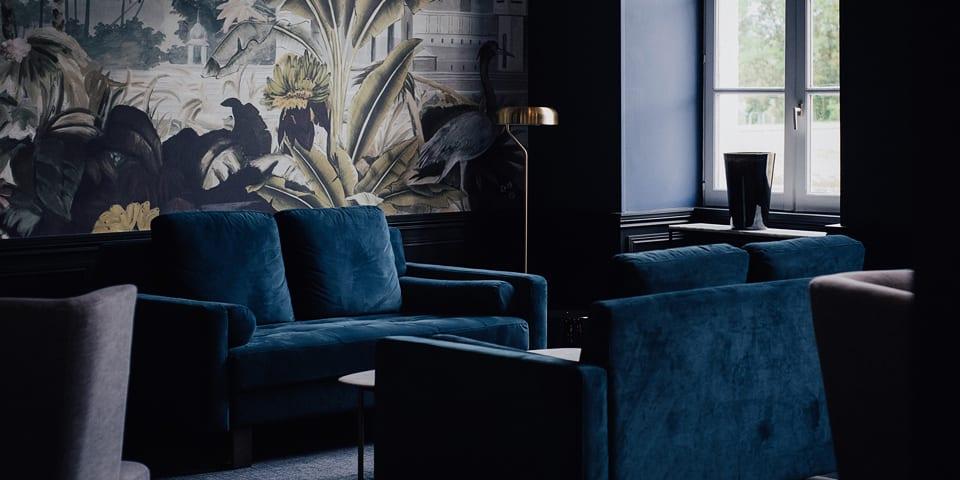 Agencement hôtelier et architecte d'intérieur pour l'hôtel Mercure La Corderie Royale de Rochefort