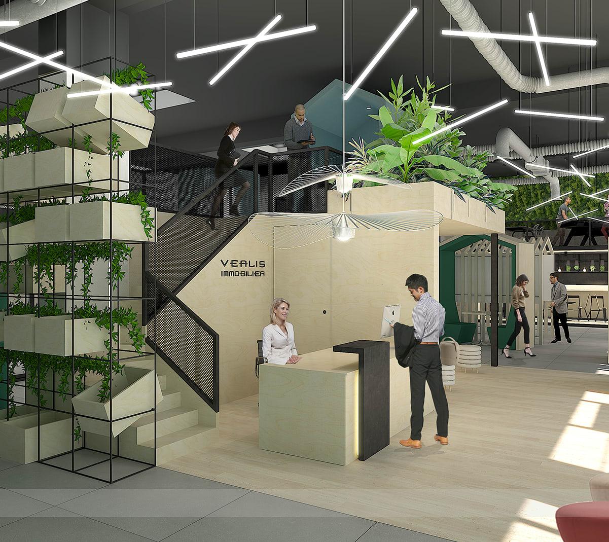 Retail Design, agence immobilière Vealis de Bordeaux