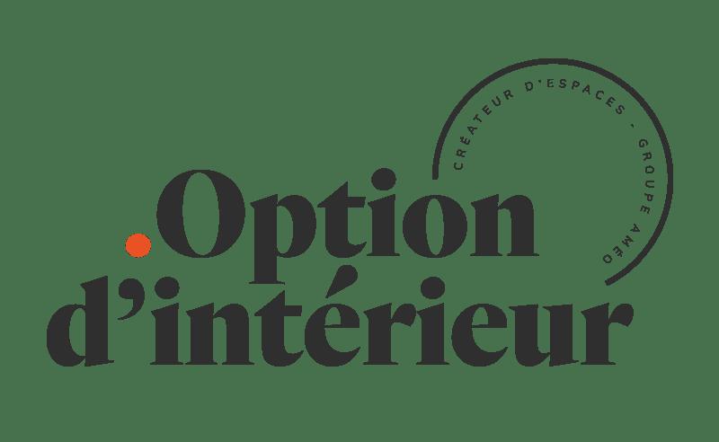 Logo Option d'Intérieur architecte d'intérieur pour hôtels