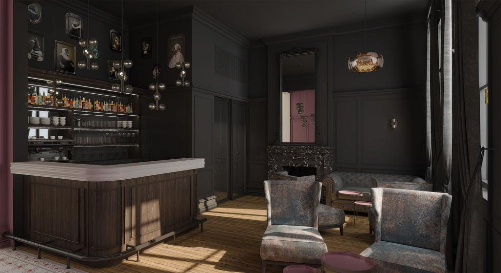 Agence retail design bar commercial sur La Rochelle et Paris