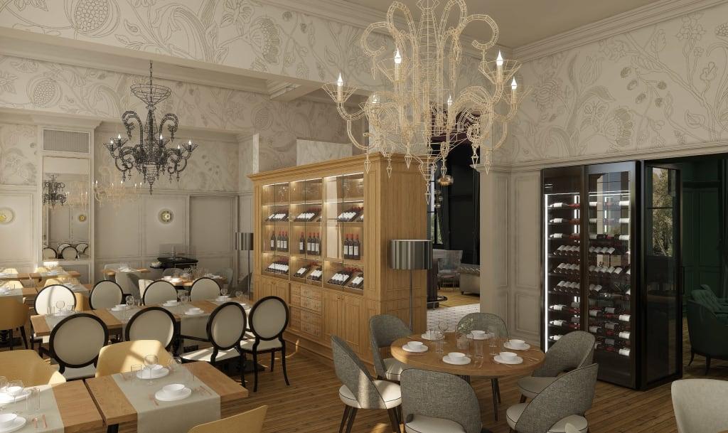 Agence de design pour restaurant à Paris et La Rochelle