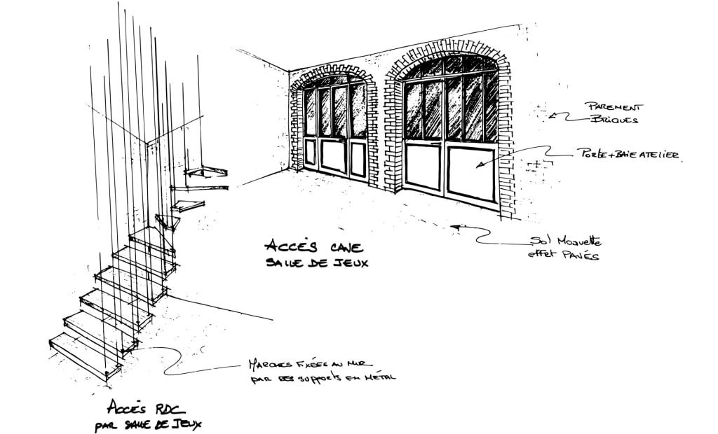 Design d'intérieur et architecture d'intérieur à La Rochelle et Paris